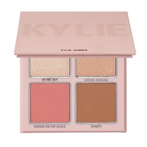 ❄️New Kylie Cosmetics 20-9 Holiday Face Palette❄️